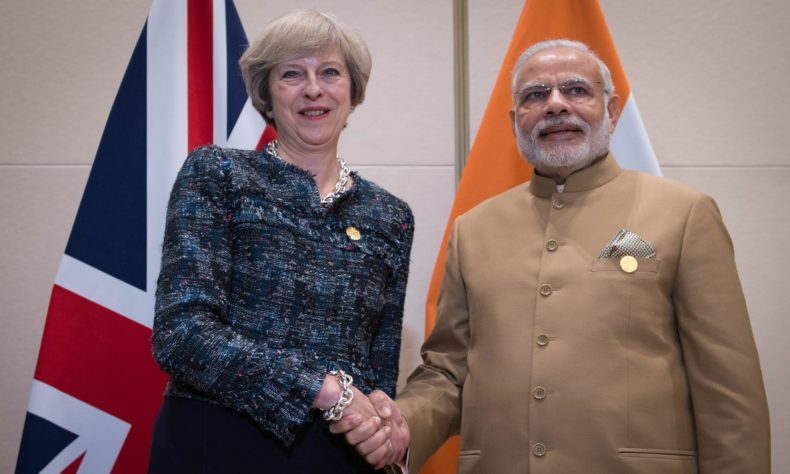 UK immigration policy could wreck trade deal with India